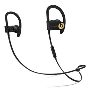Слушалки с микрофон Beats POWERBEATS3 WIRELESS EARPHONES - GOLD MQFQ2